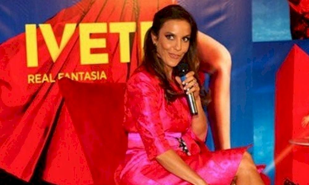 Entrevista com Ivete Sangalo