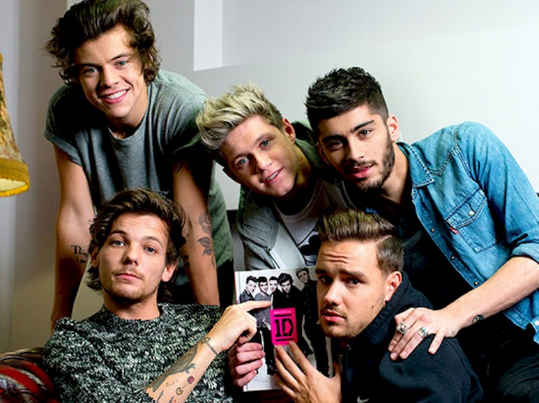 One Direction conquista disco de diamante no Brasil