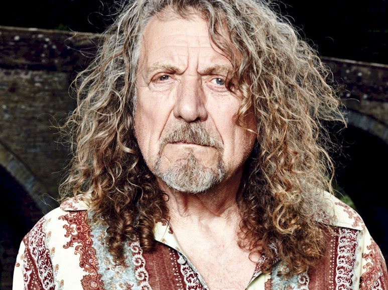 Robert Plant e o desafio do balde de gelo