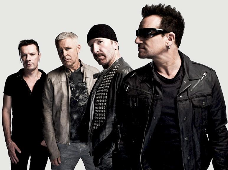 U2, finalmente!