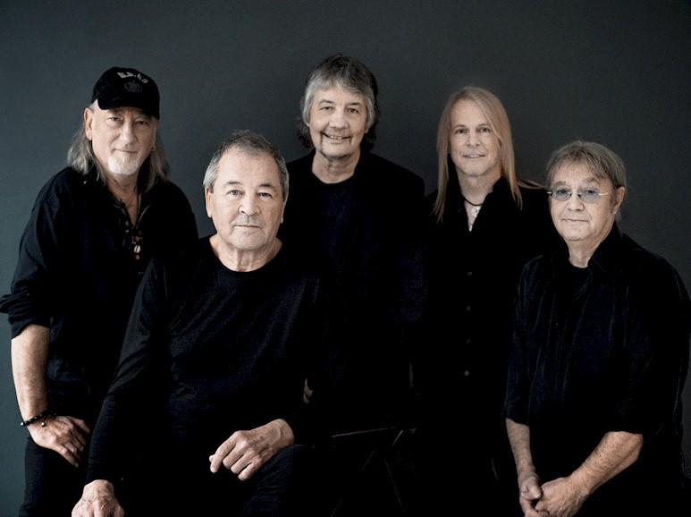 Deep Purple vem ao Brasil em novembro