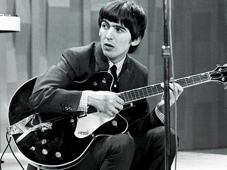 George Harrison: os primeiros discos em relançamento