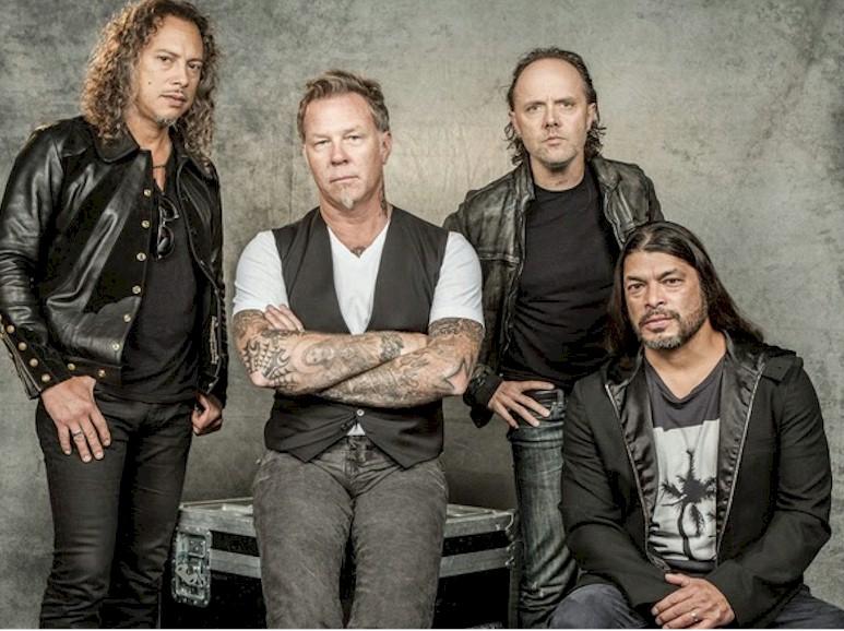 Metallica entra para o livro dos recordes