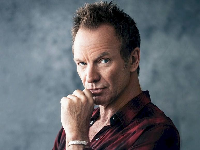 Sting: novo DVD ao vivo em setembro