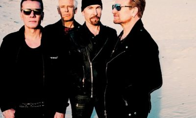 U2 anuncia turnê mundial em 2015