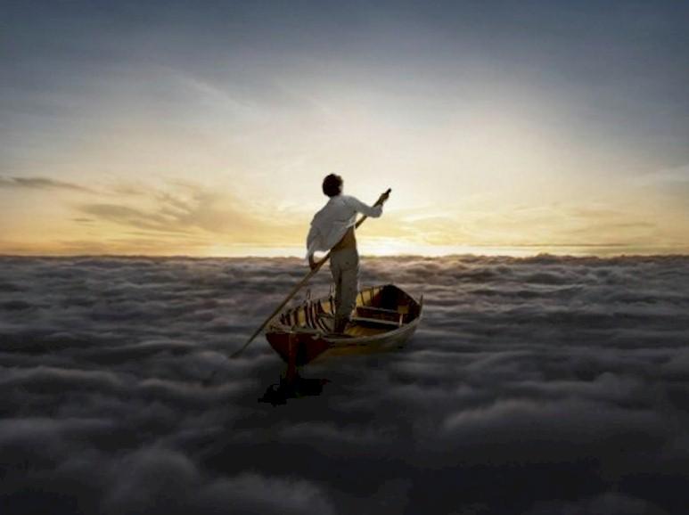 O jovem que idealizou a capa do novo disco do Pink Floyd