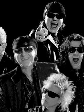 Scorpions apresentação extra SP 2016