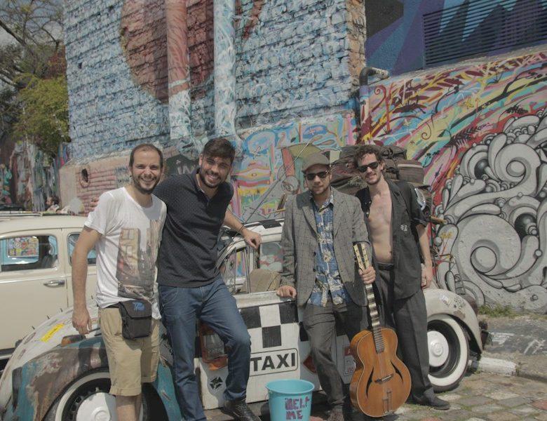 Músico brasileiro elabora documentário com Buddy Guy, Alexandre Alexandre Puharic, Like The Legends 2016