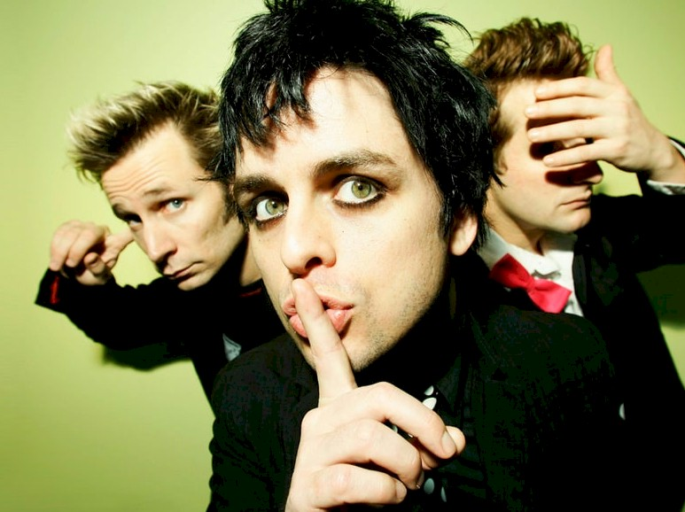 "Green Day lança novo single ""Bang Bang"""