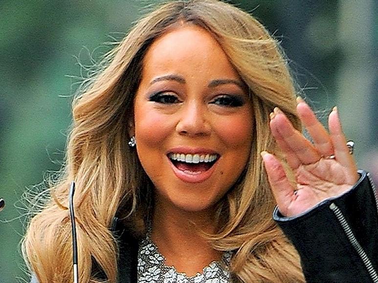 """Mariah Carey: """"Meus fãs são uma família"""""""