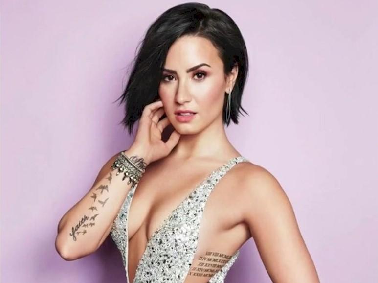Demi Lovato anuncia pausa na carreira