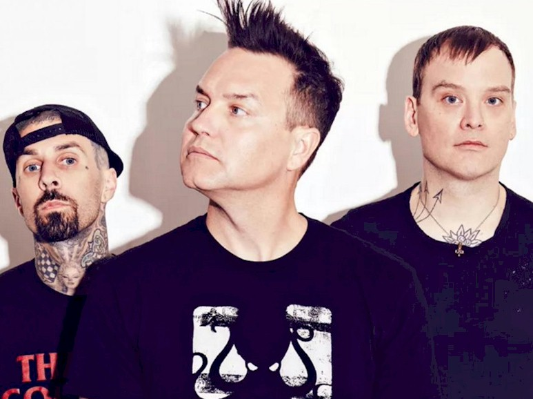 Blink-182 cancela série de shows planejados com Linkin Park