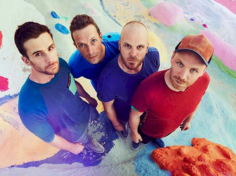 Coldplay é o nome mais ouvido do rock no Spotify. Confira a lista