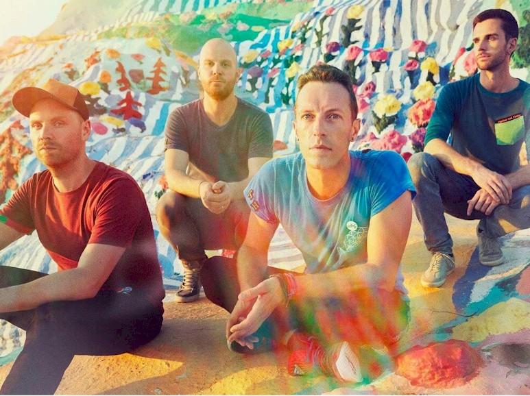 Coldplay divulga video com o novo vinil de Kaleidoscope