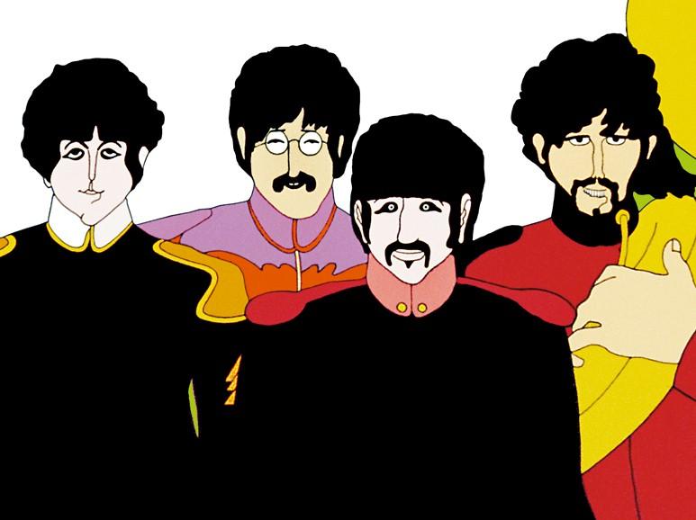 "Beatles: 50 anos de ""Yellow Submarine"" ganhará livro ilustrado"