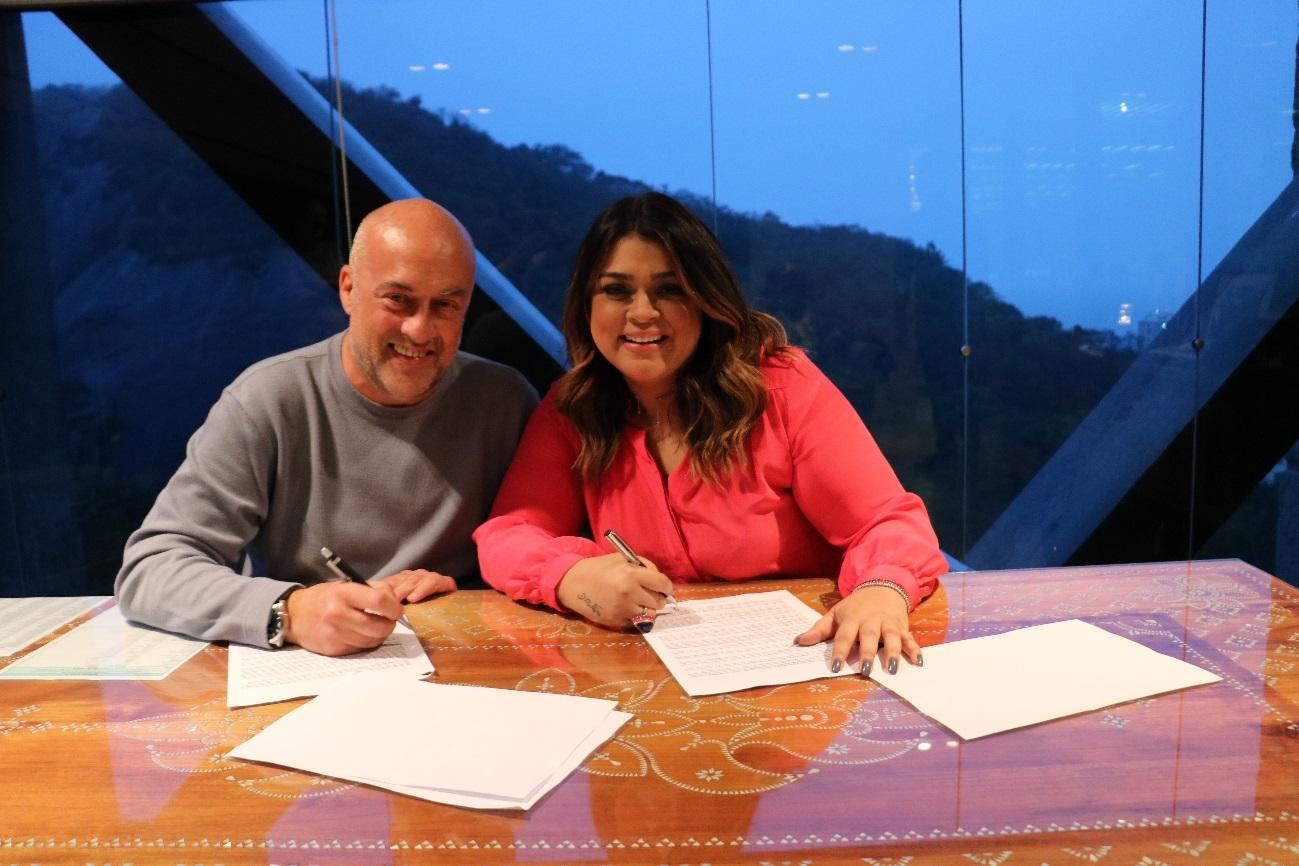 Preta Gil assina com a Sony Music e prepara novo álbum