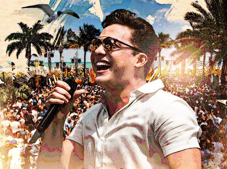"""Wesley Safadão lança DVD """"WS in Miami Beach"""""""