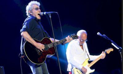 The Who realiza show histórico em São Paulo