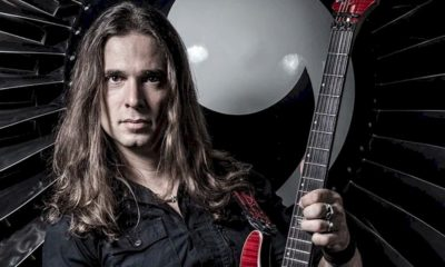 Entrevista com Kiko Loureiro do Megadeth