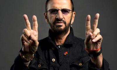 "Ringo Starr lança novo álbum ""Give More Love"""