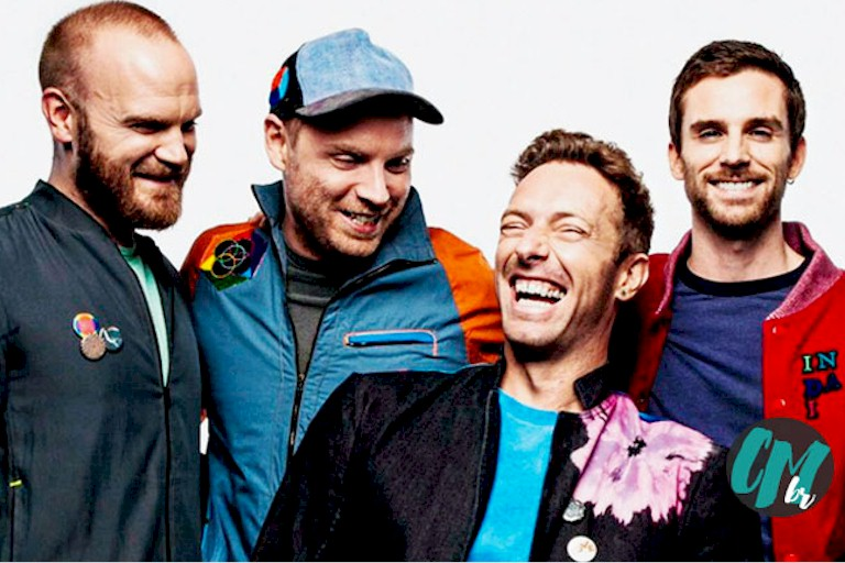 Coldplay conquista disco de diamante no Brasil