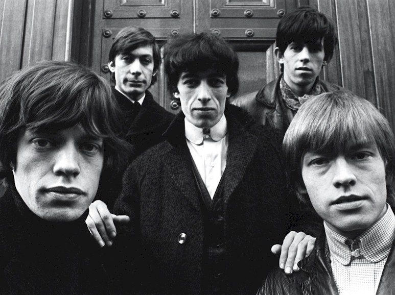 "The Rolling Stones: banda disponibiliza ""Roll Over Beethoven"""
