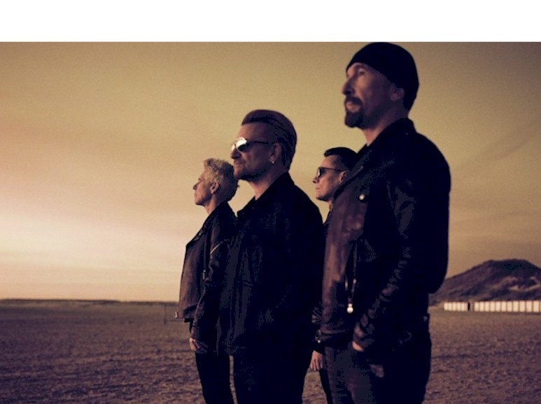 "U2 lança ""Songs Of Experience"", 14º álbum de estúdio"