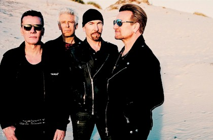 "U2: vídeo de ""Get Out Of Your Own Way"" foi o mais visto no Facebook em dezembro"