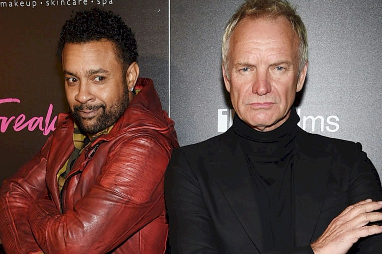 "Sting lança ""Don't Make Me Wait"" com Shaggy"