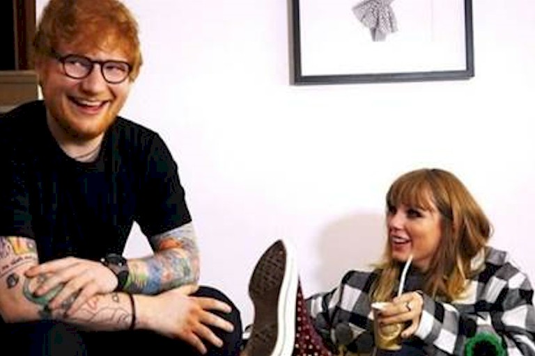 "Taylor Swift revela bastidores do clipe de ""End Game"""