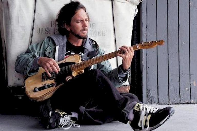 Eddie Vedder anuncia show extra em São Paulo
