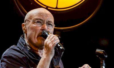 Phil Collins faz show histórico para 40 mil pessoas em São Paulo