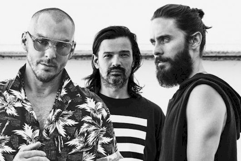 Thirty Seconds To Mars anuncia novo álbum para abril