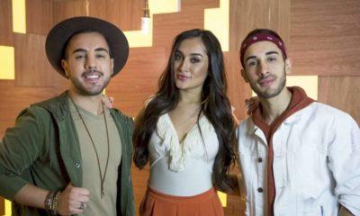 """Entrevista com o trio Melim: """"Os nossos fãs são um presente para nós"""""""