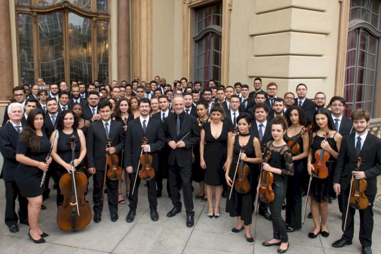 Orquestra Experimental de Repertório fará três apresentações em São Paulo