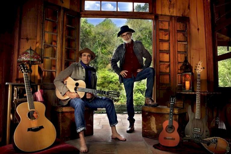 Almir Sater e Renato Teixeira lançam novo álbum com shows em São Paulo