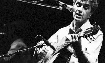 """Caetano Veloso: álbum """"Caetano Canta"""" é relançado em formato digital"""