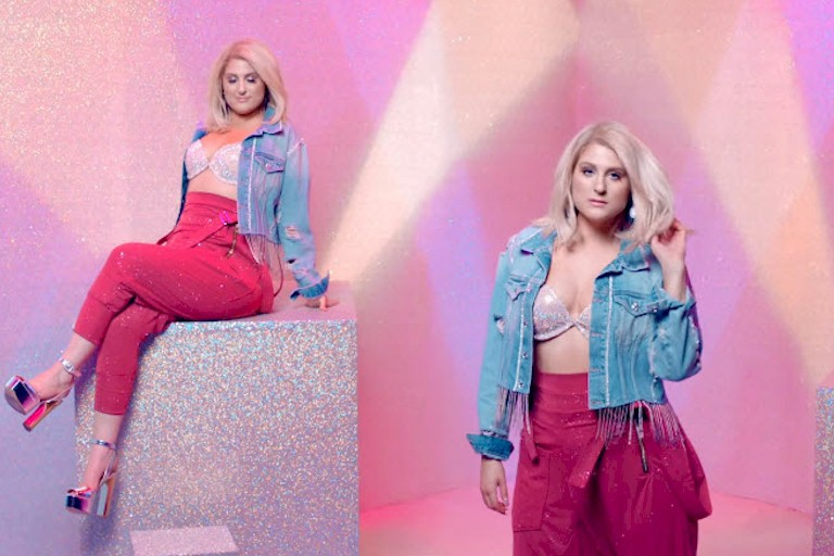 "Meghan Trainor lança o novo clipe do single ""Let You Be Right"""