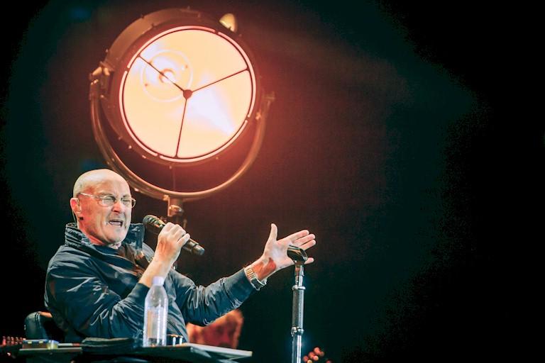 Phil Collins é o artista que mais vendeu ingressos no Brasil em 2018, aponta plataforma