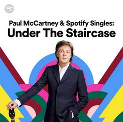 Paul McCartney grava playlist exclusiva para o Spotify no Abbey Road Studios