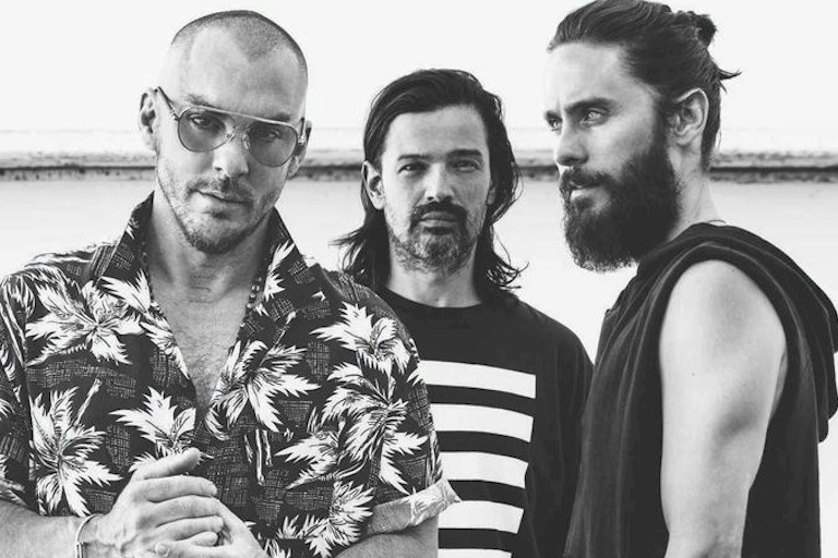 "Thirty Seconds To Mars apresenta ""Rescue Me"" gravado na BBC. Confira"
