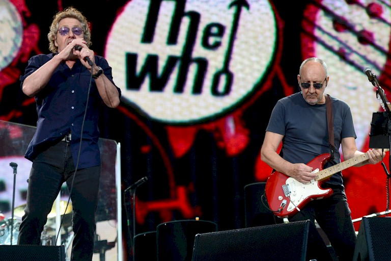 The Who retorna com show em Wembley com Kaiser Chiefs e Eddie Vedder