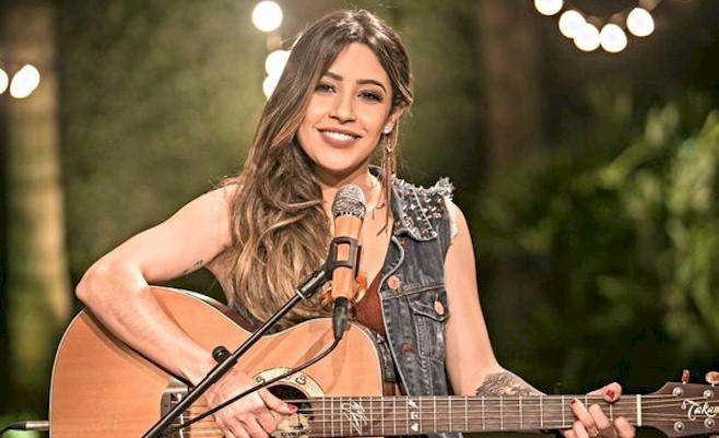 """Lauana Prado recebe certificação de Platina Duplo para o single """"Cobaia"""""""