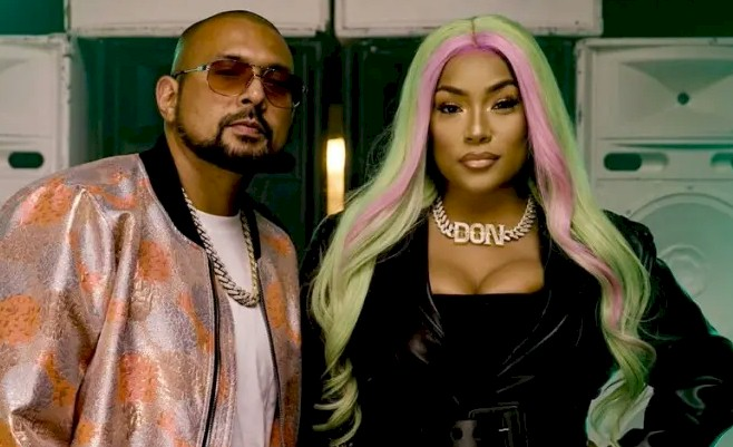 "Sean Paul e Stefflon Don lançam o clipe colaborativo de ""Shot & Wine"""
