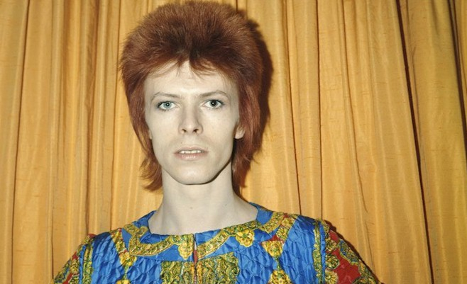 "David Bowie: demo tape de ""Starman"" será leiloada"