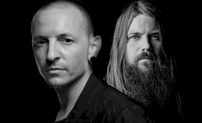 "Mark Morton lança ""Cross Off"" com participação de Chester Bennington"