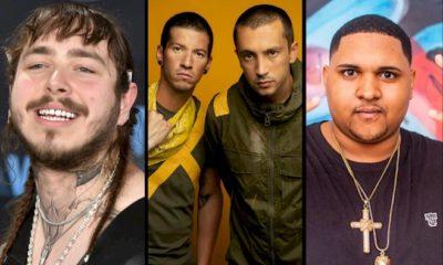 Lollapalooza: Post Malone, Twenty One Pilots e Kevin O Chris são as atrações mais comentadas no Twitter