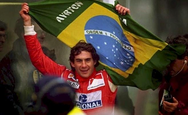 """25 anos sem Senna: reveja o clipe """"A Rush Through The River"""" com Grandphone Vancouver"""