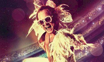 "Elton John: trilha sonora de ""Rocketman"" será lançada em maio"