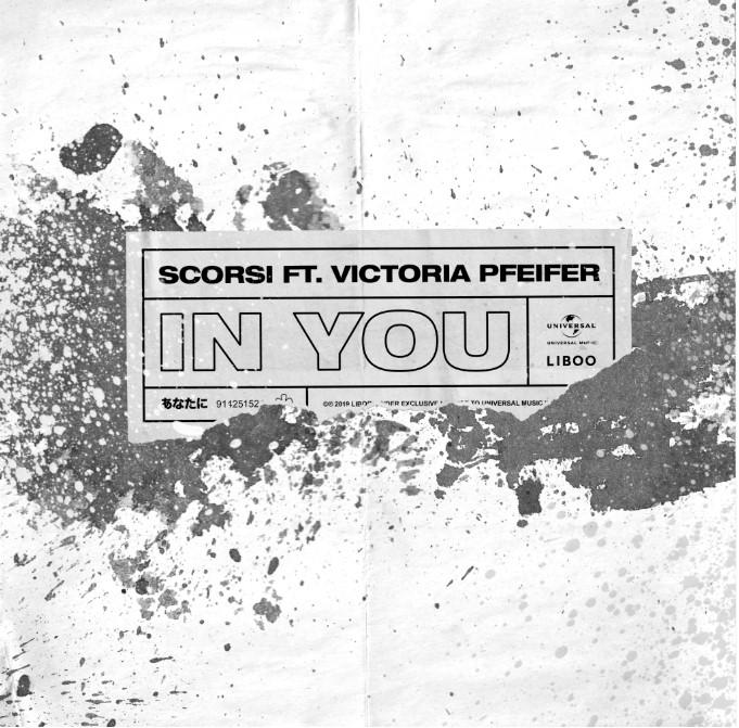 """DJ SCORSI conta com a colaboração de Victoria Pfeifer em """"In You"""""""